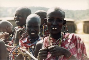 African Girls and infant_tif