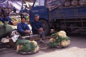 Chinese Men with Onions 01