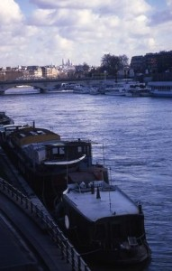 French Houseboats