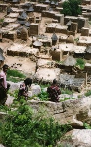 View of African village 01_tif