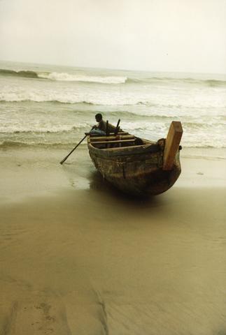 African Boy in Boat480