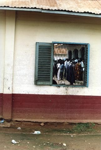 African View Into Mosque480