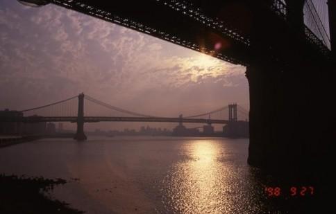 GW bridge at Sunset309