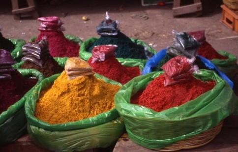 Guatamala Dye Market309