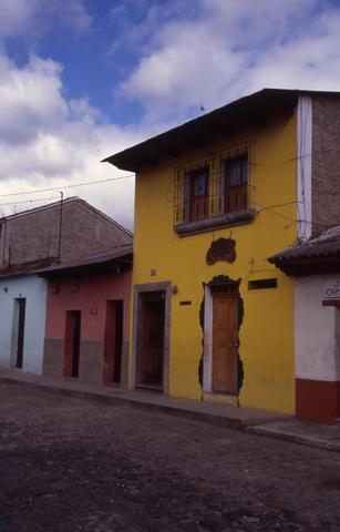 Guatemala yellow house_tif480