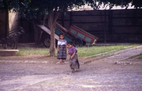 Guatemalan kids playing_tif309