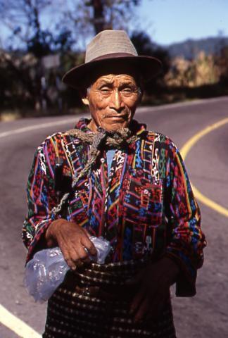 Guatemalan Man 02480