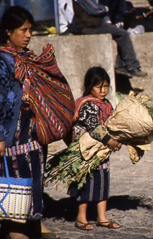 Guatemalan mother and child480