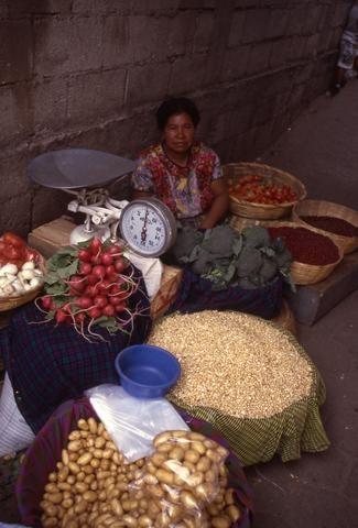 Guatemalan Produce Market480