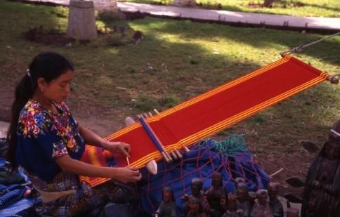 Guatemalan Weaving309