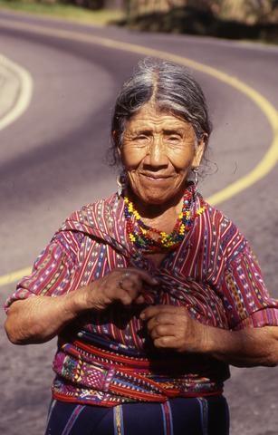 Guatemalan Woman 02480