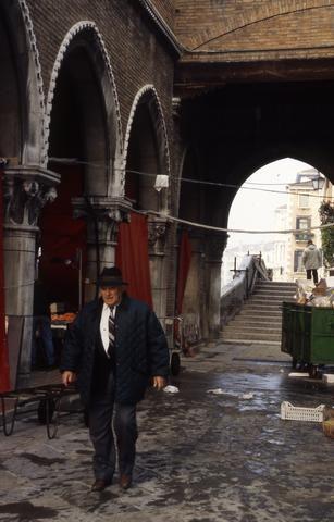 Italian Man on Street 01480