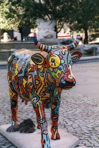 NYC Cow Parade480