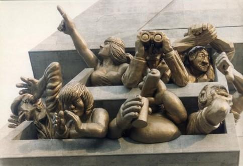 Paris Statue 1330