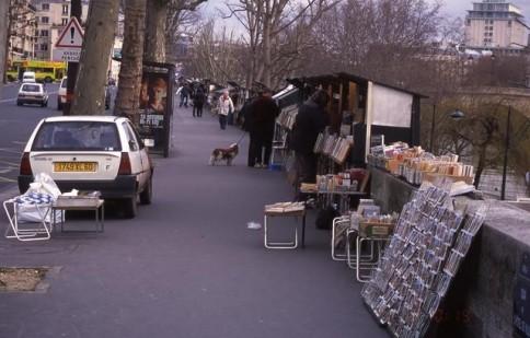 Paris Bookstalls309