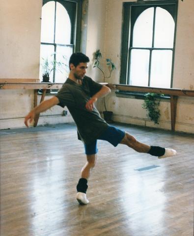 Dancer Rehearsing480