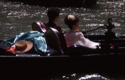 Gondola Newlyweds 01309